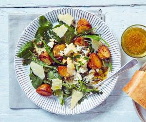 Parmigiano Reggiano picnic recipes: roast potato salad