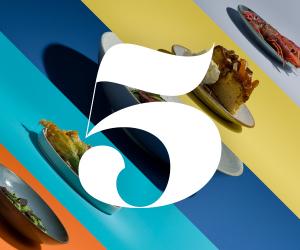 Ben Tish: Five Dishes