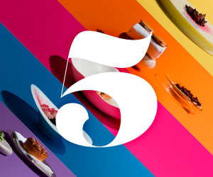 Five Dishes   James Knappett, Kitchen Table