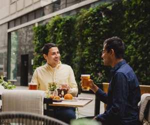 Sustainable restaurants Regent Street and St James's | The Beau Brummell