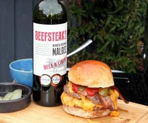 Beefsteak barbecue tips