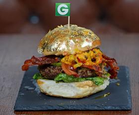 Expensive meals Glamburger
