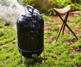 Weber Smokey Mountain