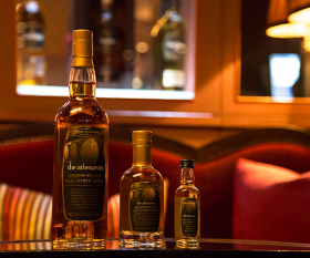 The Athenaeum's whisky