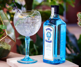 One Bombay Sapphire's Ultimate Gin & Tonic Twists