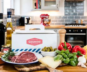 Gourmio's recipe boxes