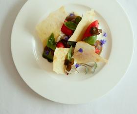 A dish at Sartoria