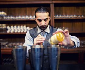 Bartenders' secrets