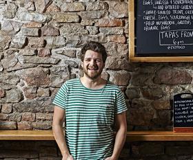 Eco chef Tom Hunt on seasonal produce