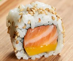 Japanese and Brazilian cuisines often cross over