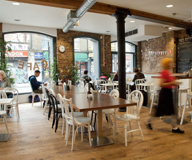 London's social enterprise restaurants 2016