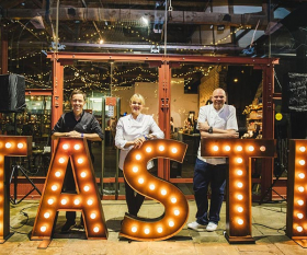 Taste of London's festive edition 2016