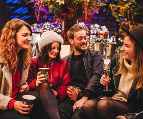 Get 20% off tickets to Taste of London's Festive Edition 2016