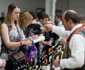 The RAW Wine Fair is back for 2016