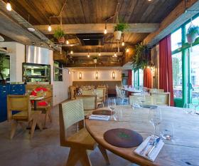 The Battersea restaurant