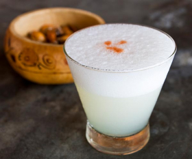 National drinks from around the world: Peru's pisco sour