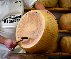 Banging the drum: getting to grips with Parma's culinary traditions