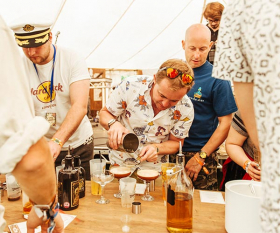What to eat and drink at Standon Calling