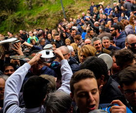 A photographic journey to Maida, Italy for the Saint's Day Festival