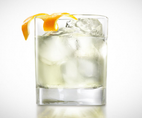 Half Hitch gin's white negroni