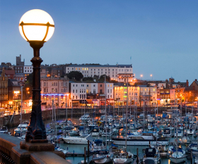 The harbour at Ramsgate