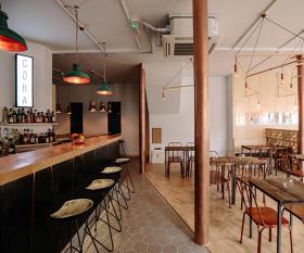 CôBa, King's Cross: restaurant review
