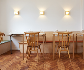Aside, Peckham: restaurant review