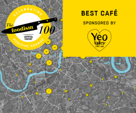 Foodism 100: Best Café – the shortlist