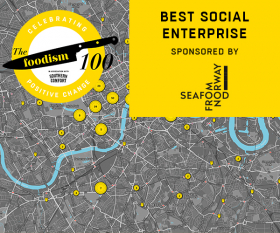 Foodism 100: Best Social Enterprise – the shortlist