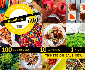 The Foodism 100: the awards night