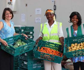 Fareshare: Foodism 100 winner 2018