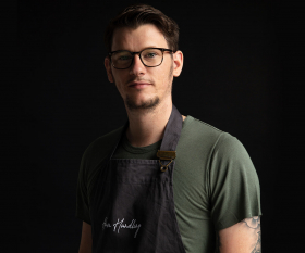Adam Handling at Tun Yard Studios