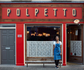 The newly relaunched Polpetto in Soho