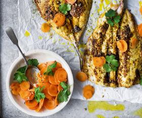 Borough Market's spiced mackerel; photography by Issy Croker