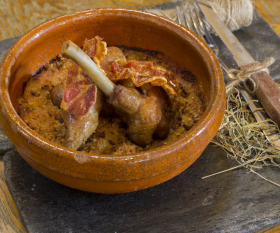 Traditional cassoulet Toulousain from Comptoir Gascon