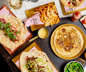 Maison Bab, Covent Garden: restaurant review; photograph by Justin De Souza
