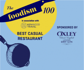 The Foodism 100: Best Casual Restaurant 2019