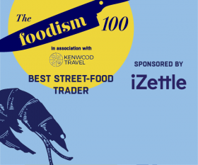 The Foodism 100: Best Street-Food Trader 2019
