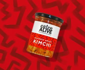 Eaten Alive's classic spicy kimchi