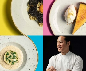 Jun Tanaka: my career in five dishes; photography by David Harrison