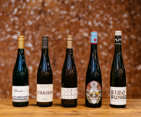 Wines of Germany; photography by Adam Brazier