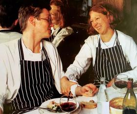 Margot and Fergus Henderson