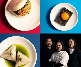 BAO: A career in five dishes; photography by David Harrison