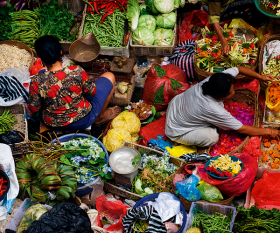 Bali food guide: photography by Edmund Lower / Alamy