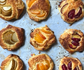 Shepherd's Bush Restaurants: Tarts at October 26