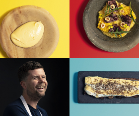 Robin Gill: My Career in Five Dishes; photography by David Harrison