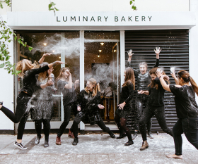 Luminary Bakery is the Foodism 100 Best Social Enterprise Winner 2019