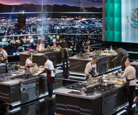 Reality TV: The Final Table; via Netflix