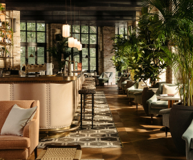 The Hoxton, Southwark hotel review: a sneak peak inside the hotel's interior