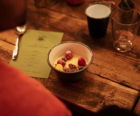 Hackney supper club